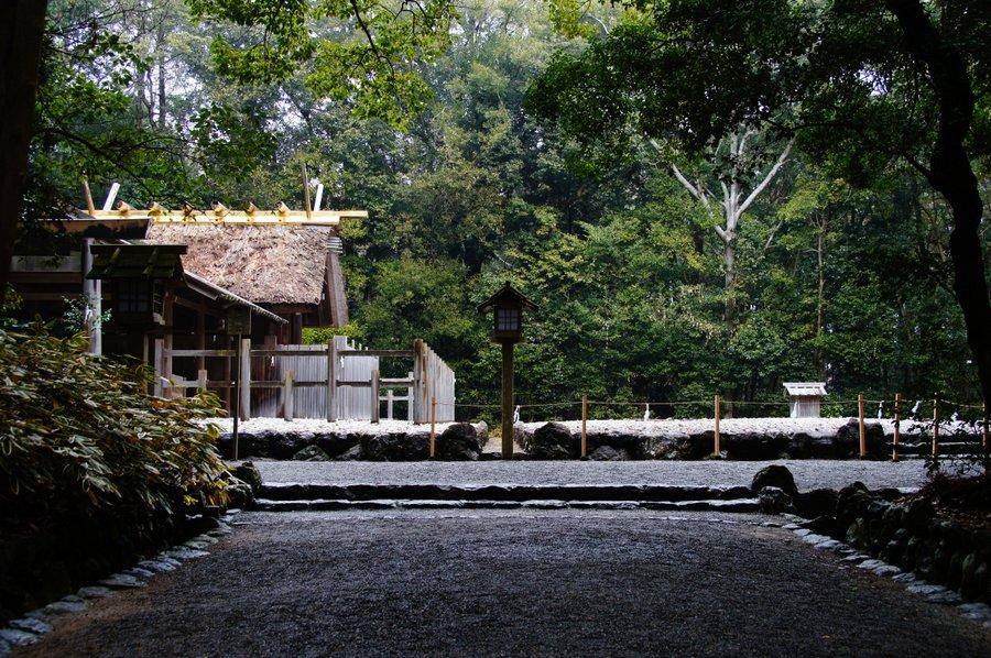 古い倭姫宮